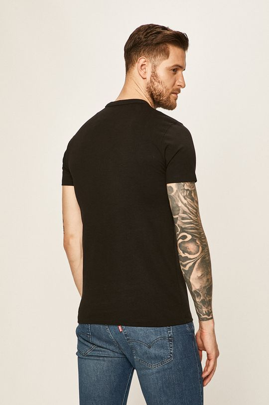 Tom Tailor Denim - Pánske tričko  60% Bavlna, 40% Polyester
