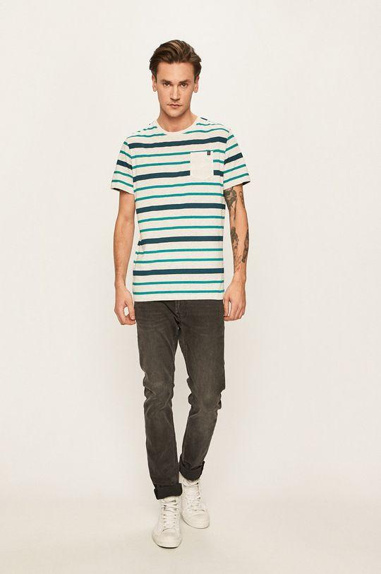 Tom Tailor Denim - Pánske tričko viacfarebná