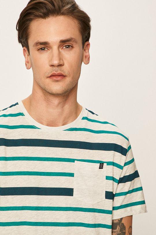 viacfarebná Tom Tailor Denim - Pánske tričko