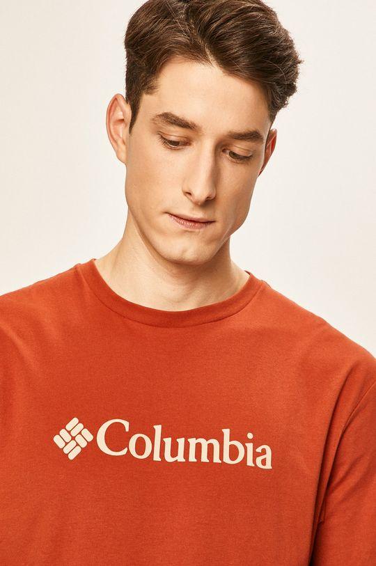 červená Columbia - Tričko