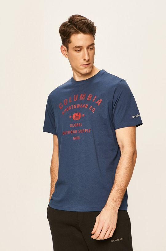 bleumarin Columbia - Tricou De bărbați