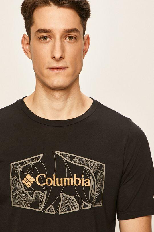 černá Columbia - Tričko