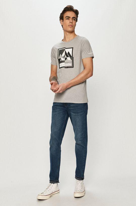 Columbia - T-shirt szary
