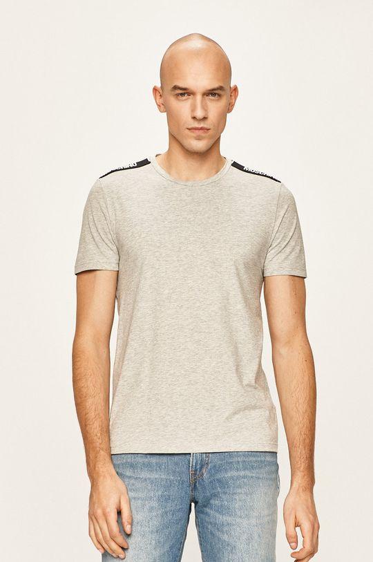 sivá Moschino Underwear - Pánske tričko Pánsky