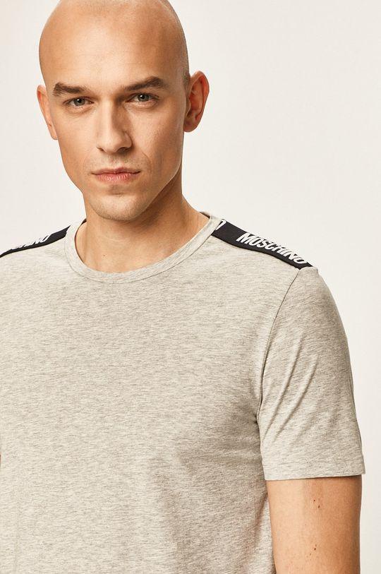 sivá Moschino Underwear - Pánske tričko