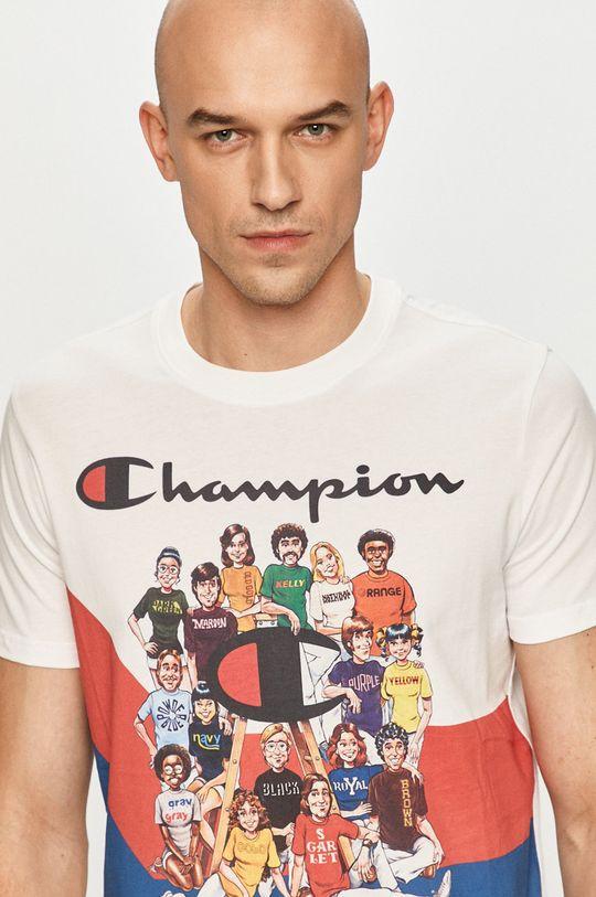 biela Champion - Tričko