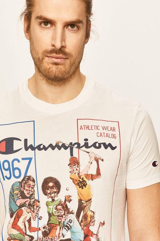 Champion - Tričko bílá