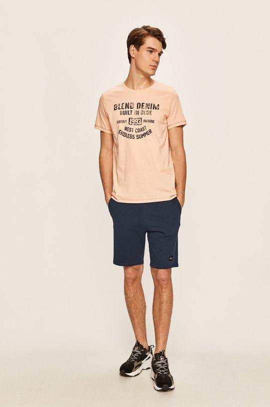 Blend - Pánske tričko ružová