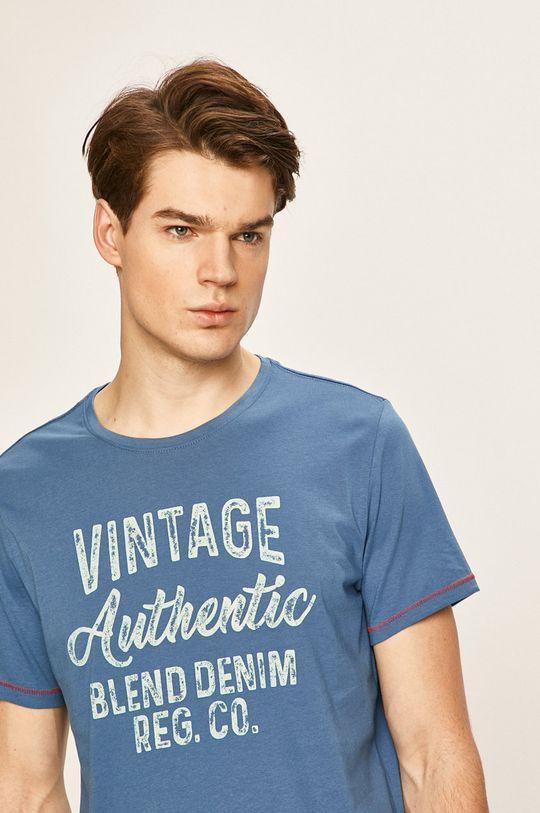 modrá Blend - Pánske tričko