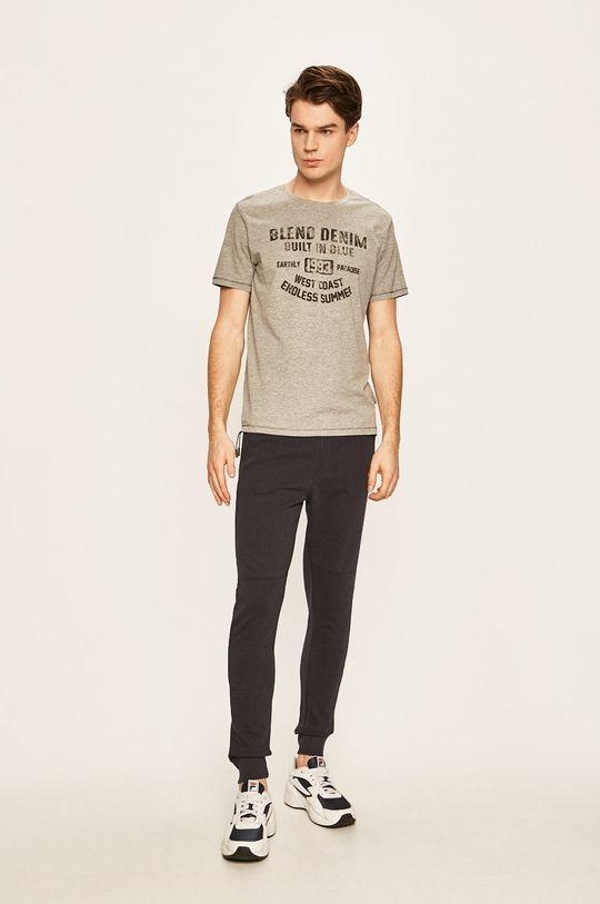 Blend - Pánske tričko sivá