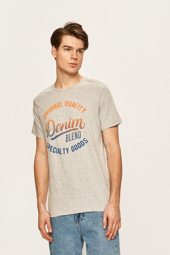 sivá Blend - Pánske tričko Pánsky