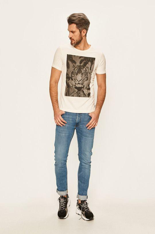 Blend - Тениска бял