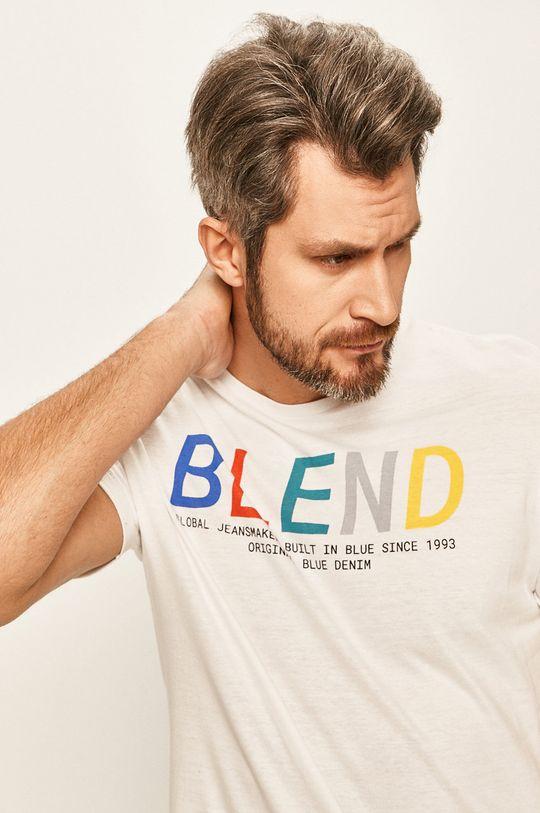 бял Blend - Тениска