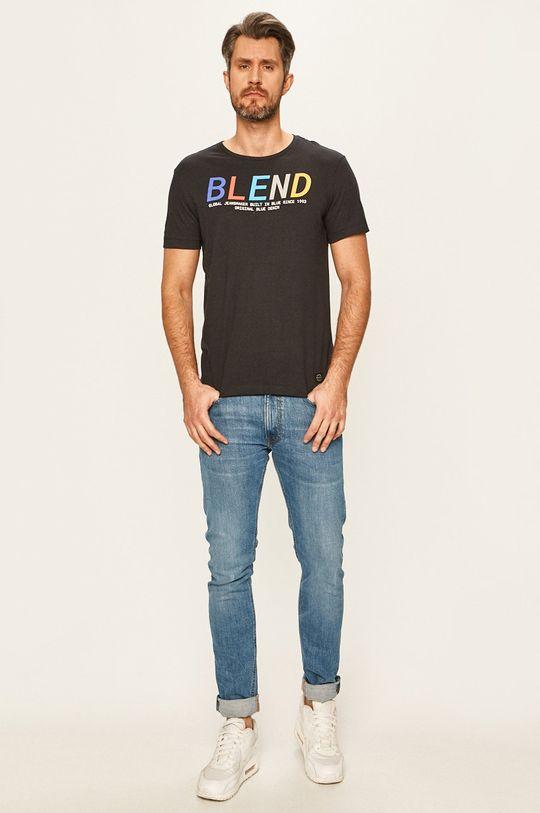 Blend - Тениска тъмносин