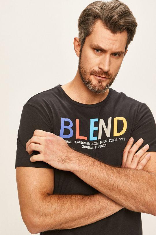 тъмносин Blend - Тениска