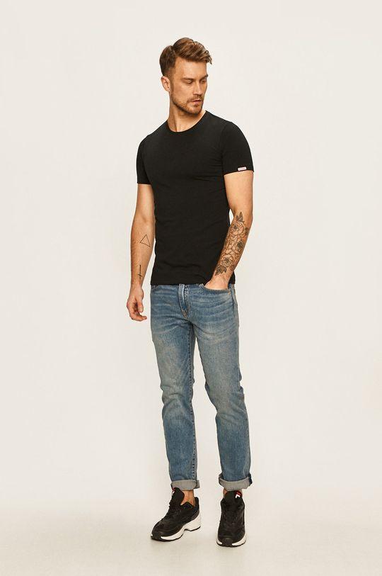 Diesel - Pánske tričko čierna