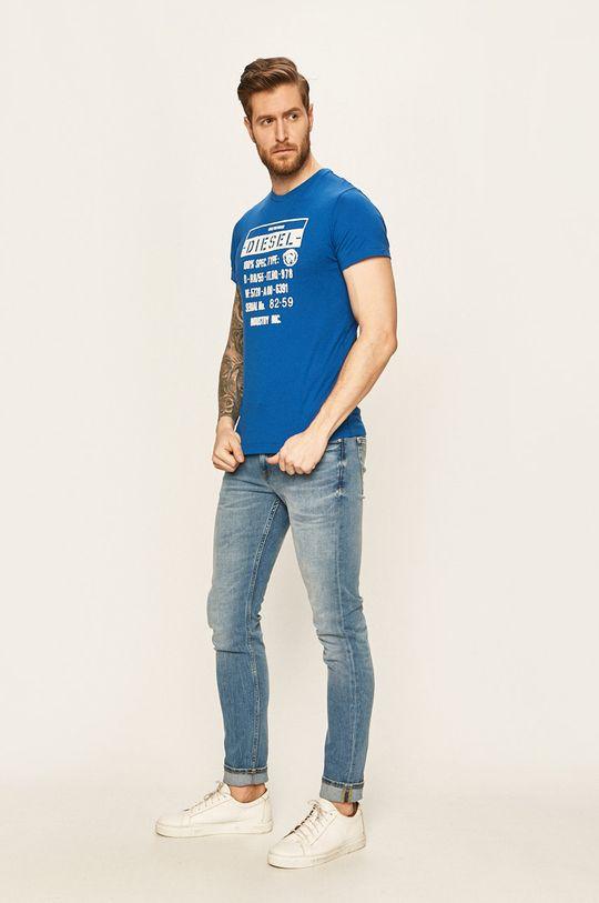 Diesel - Tričko modrá