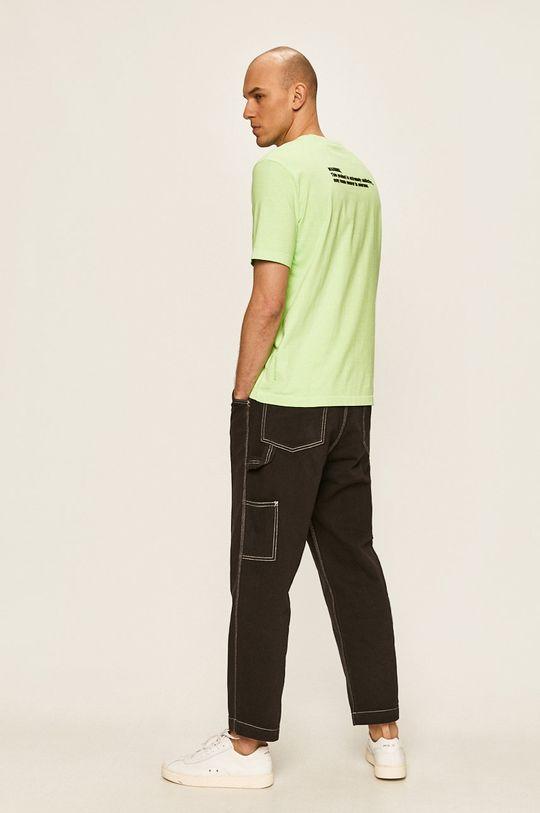 Diesel - Tričko žlutě zelená