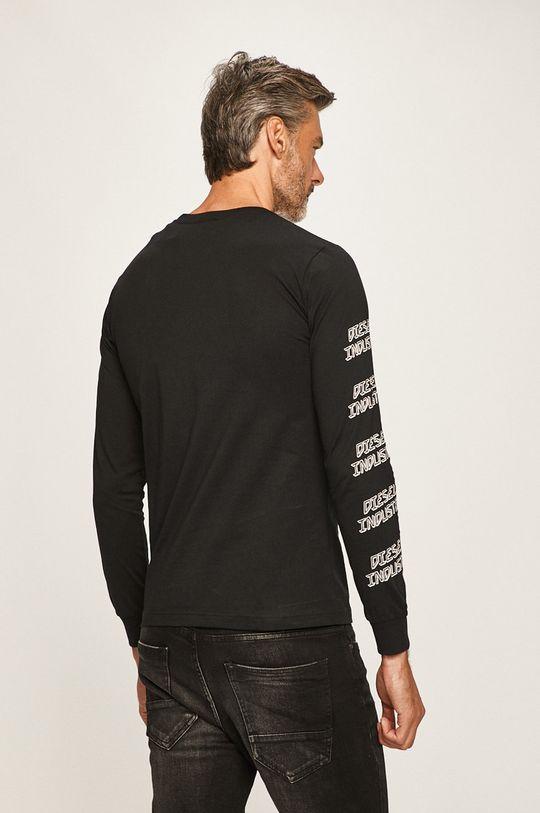 Diesel - Tričko s dlouhým rukávem 100% Bavlna