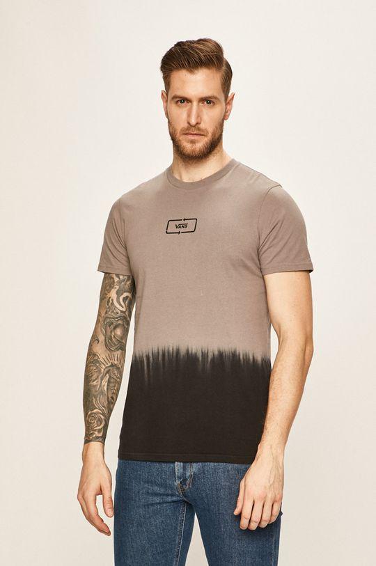 sivá Vans - Pánske tričko Pánsky