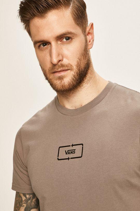 sivá Vans - Pánske tričko