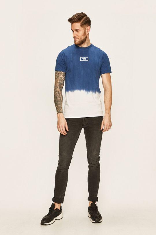 Vans - Pánske tričko modrá