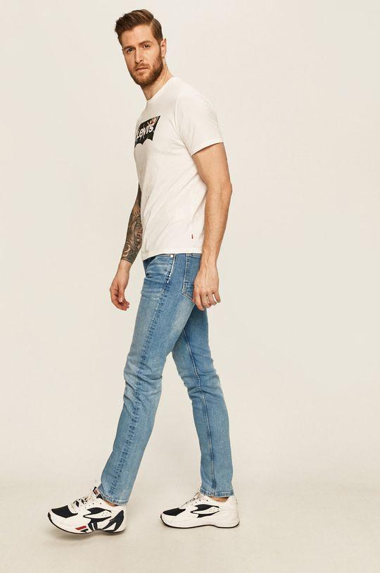 Levi's - Tricou alb