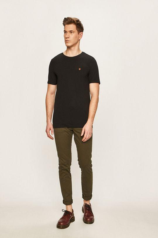 Premium by Jack&Jones - T-shirt czarny