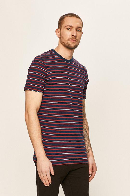 námořnická modř Premium by Jack&Jones - Tričko