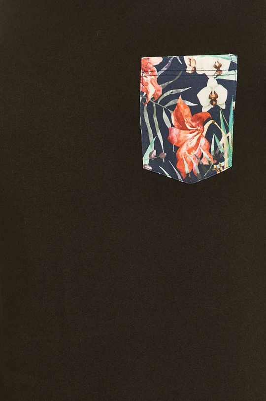 černá Premium by Jack&Jones - Tričko