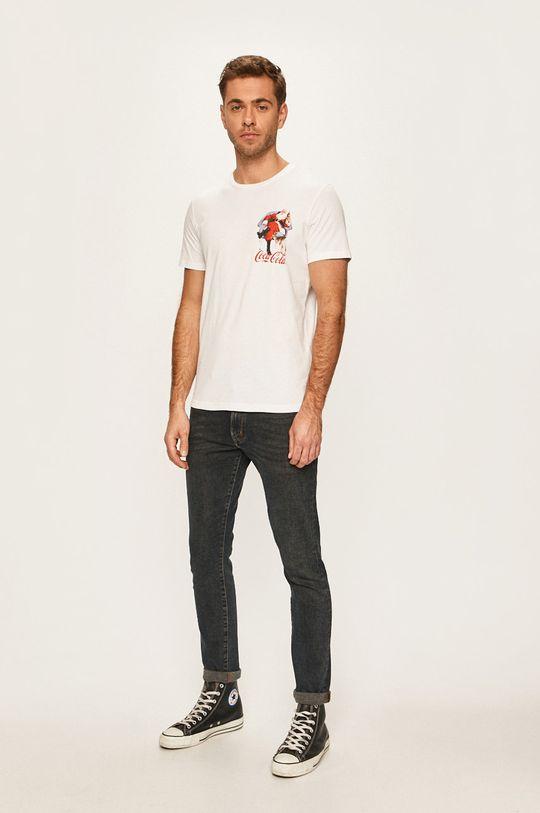 Jack & Jones - Pánske tričko  100% Bavlna