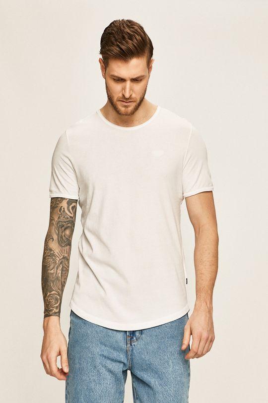 biela Joop! - Pánske tričko