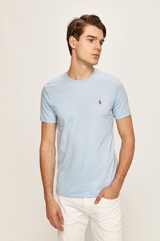 světle modrá Polo Ralph Lauren - Tričko Pánský