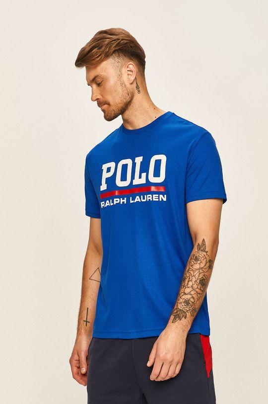 modrá Polo Ralph Lauren - Tričko Pánský
