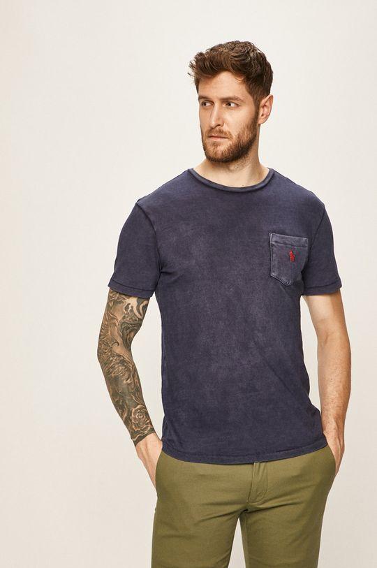 námořnická modř Polo Ralph Lauren - Tričko Pánský