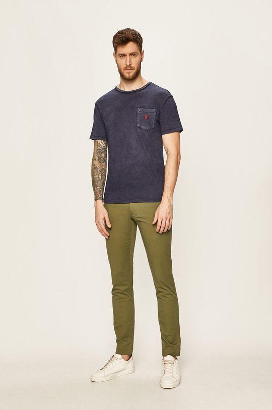 Polo Ralph Lauren - Tričko námořnická modř