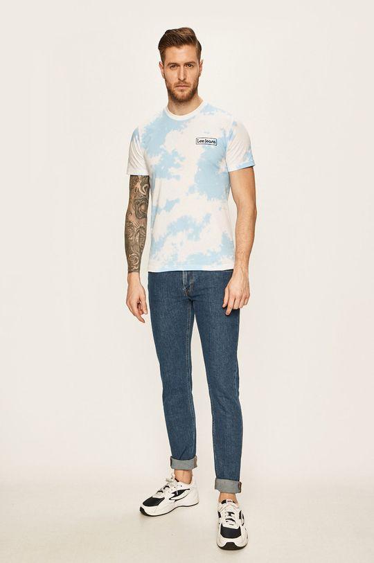 Lee - Pánske tričko svetlomodrá