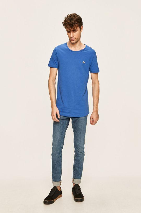 Lee - Tričko světle modrá