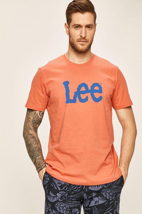 pastelová Lee - Tričko Pánský