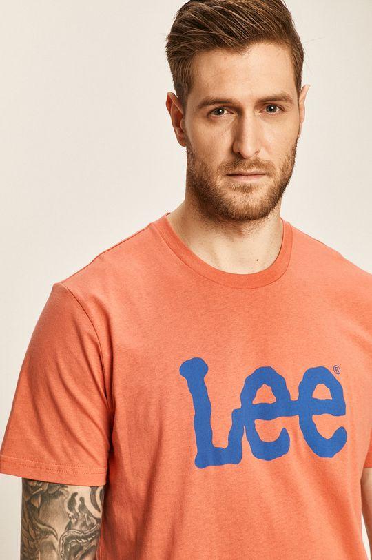 pastelová Lee - Tričko