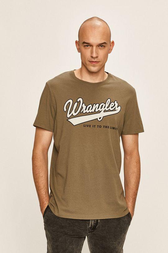 маслина Wrangler - Тениска