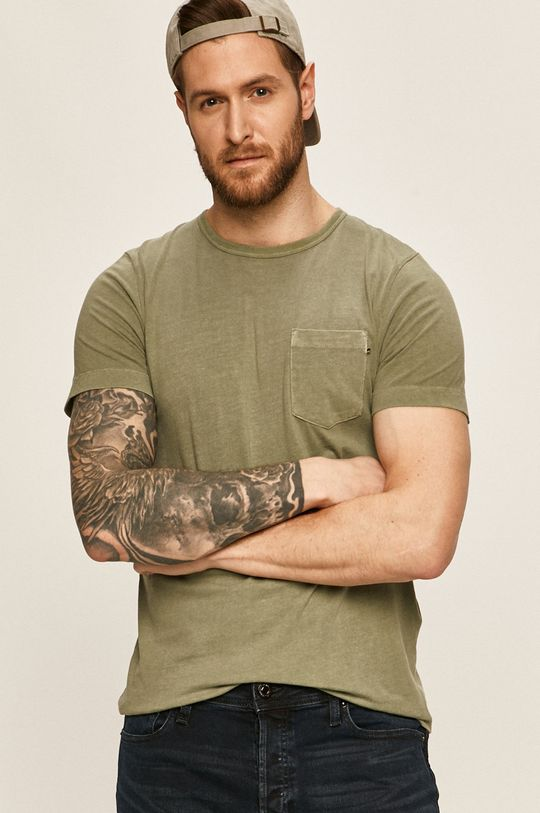 verde deschis Jack & Jones - Tricou De bărbați