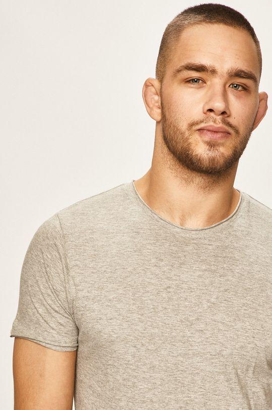 sivá Brave Soul - Pánske tričko