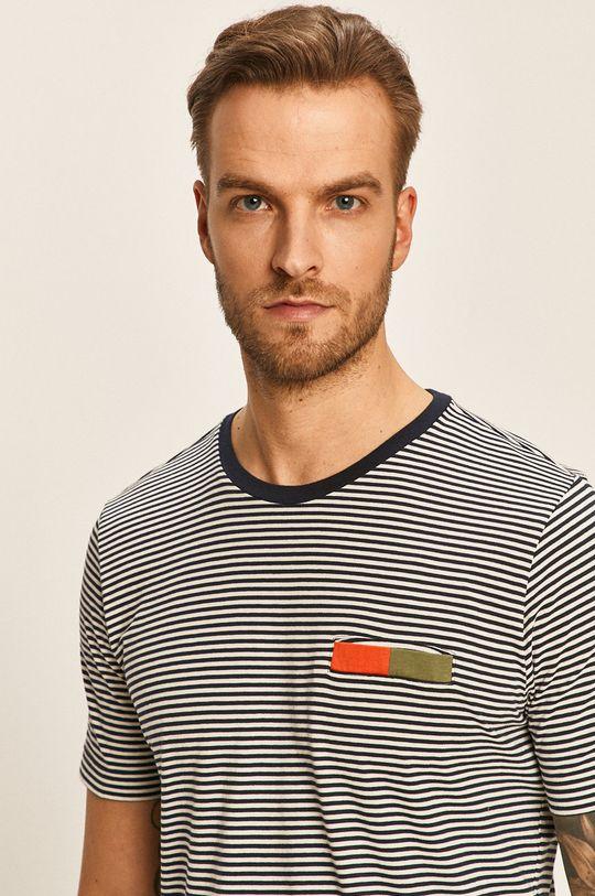 námořnická modř Pierre Cardin - Tričko