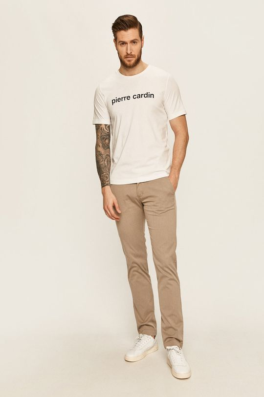Pierre Cardin - Tricou alb
