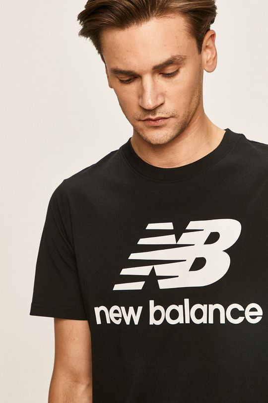 černá New Balance - Tričko