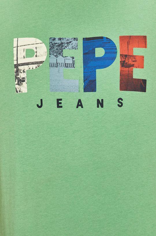 Pepe Jeans - Tricou Edison De bărbați