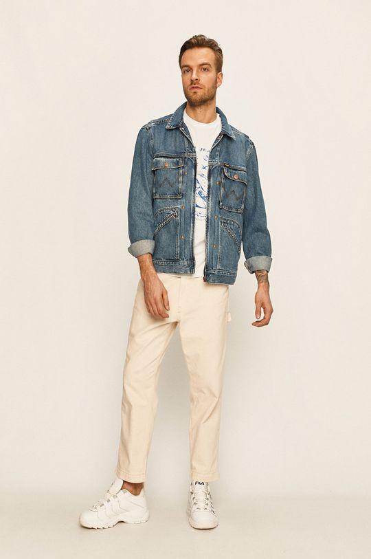 Pepe Jeans - Tricou Monty alb