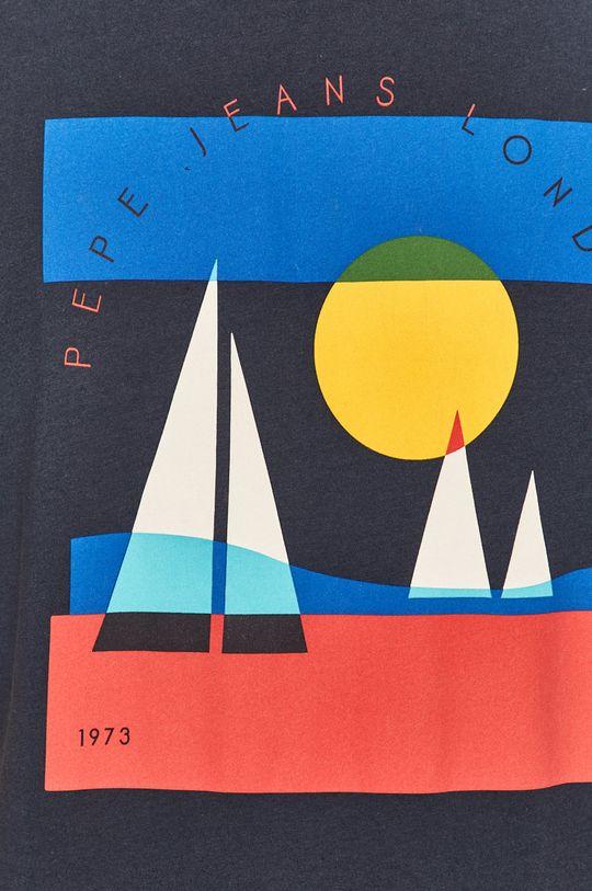 Pepe Jeans - Pánske tričko Montana Pánsky