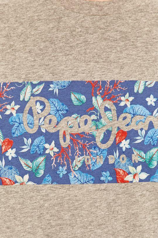 Pepe Jeans - Pánske tričko Morton Pánsky